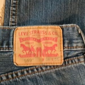 Levi's Jeans - Men's Levi's 569 Relaxed Straight